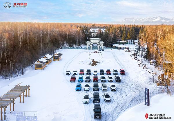 5000亿!北汽集团高质量发展年度营收创新高