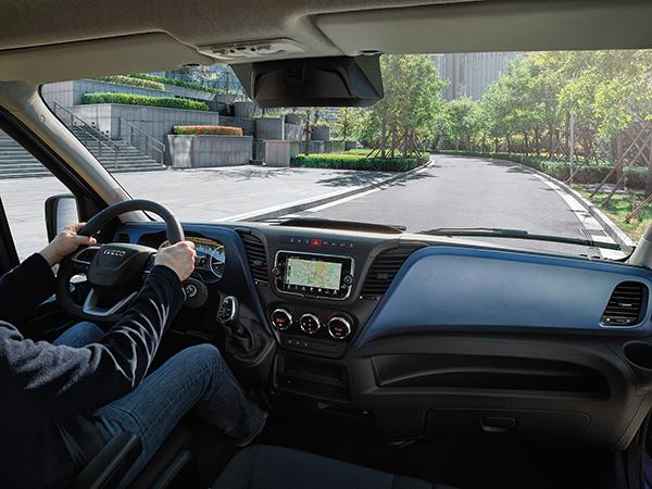 """依维柯DAILY车型获选2020年度""""最佳轻型商用车"""""""